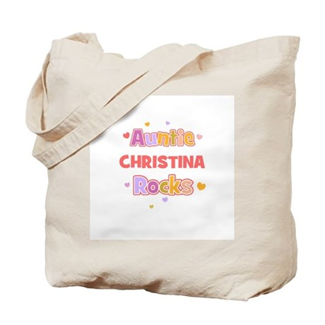 Christina Tote Bag
