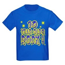 10 Year Olds Rock ! T
