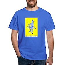 El Diablito Azul I T-Shirt