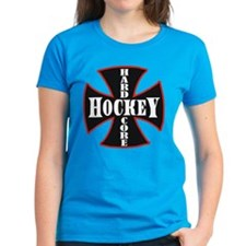 HARDCORE HOCKEY Tee
