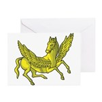 Pegasus Greeting Cards (Pk of 10)
