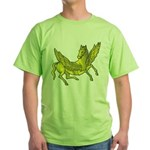 Pegasus Green T-Shirt