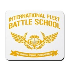 International Fleet Battle School Mousepad