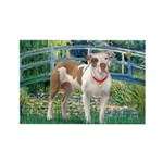 Bridge / Pitbull Rectangle Magnet (10 pack)