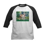 Bridge / Pitbull Kids Baseball Jersey