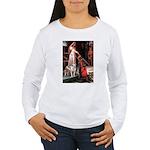 The Accolade / Pitbull Women's Long Sleeve T-Shirt