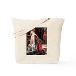 The Accolade / Pitbull Tote Bag