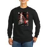 The Accolade / Pitbull Long Sleeve Dark T-Shirt