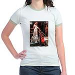 The Accolade / Pitbull Jr. Ringer T-Shirt