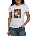 Windflowers / Pitbull Women's T-Shirt