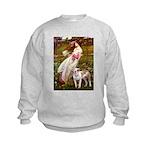 Windflowers / Pitbull Kids Sweatshirt
