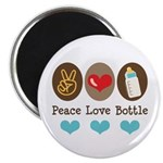 Peace Love Bottle 2.25