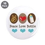Peace Love Bottle 3.5