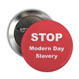 "STOP Modern Day Slavery 2.25"" Button (100 pack)"