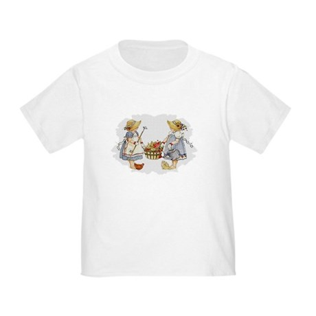 Girls Garden Toddler T-Shirt