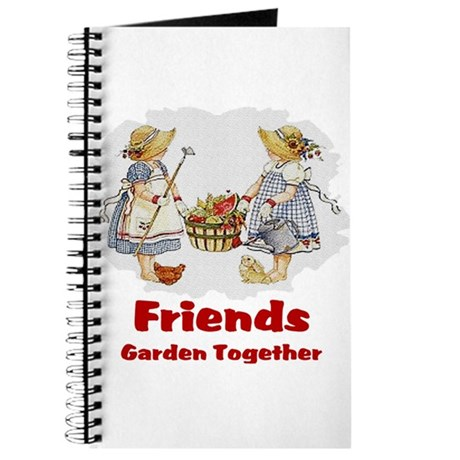 Friends Garden Together Journal