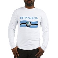 TEAM BOTSWANA WORLD CUP Long Sleeve T-Shirt
