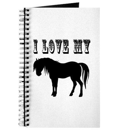 I Love My Pony Journal