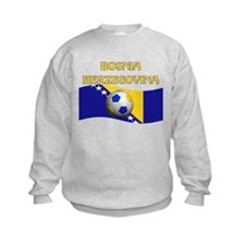 TEAM BOSNIA HERZEGOVINA WORLD Sweatshirt