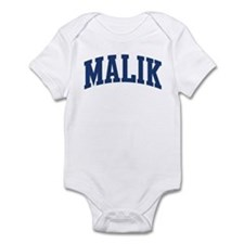 MALIK design (blue) Infant Bodysuit