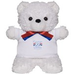 Clinton / Obama 2008: Great for America Teddy Bear