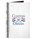 Clinton / Obama 2008 Journal