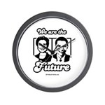 Clinton / Obama 2008 Wall Clock