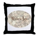 Desperate Housewife Wisteria Throw Pillow