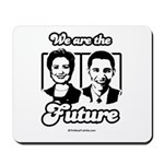 Clinton / Obama 2008 Mousepad