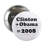 Clinton + Obama = 2008 2.25