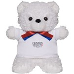 Clinton/Obama: The Dream Team Teddy Bear