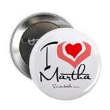 I Heart Martha Button
