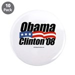 Obama Clinton 08 3.5