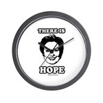 Hillary Clinton: There is hope Wall Clock