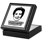 Hillary Clinton: What would Hillary do? Keepsake B