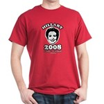 Hillary 2008: No penis no problems Dark T-Shirt