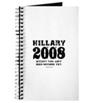 Hillary 2008: Bitchy? You ain't seen nothing Journ