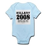 Hillary 2008: Bitchy? You ain't seen nothing Infan