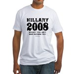 Hillary 2008: Bitchy? You ain't seen nothing Fitte