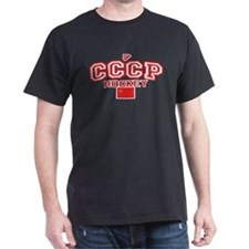 CCCP Soviet Hockey S T-Shirt