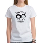 Billary 08: We are the President Women's T-Shirt
