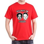 Billary 08: We are the President Dark T-Shirt