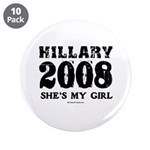 Hillary 2008: She's my girl 3.5