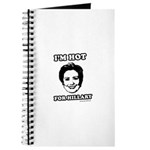 I'm hot for Hillary Journal