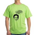 Hillary 2008 for peace Green T-Shirt