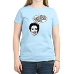 Hillary 2008 for peace Women's Light T-Shirt