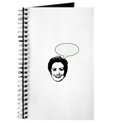 Hillary (write in message) Journal
