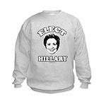 Hillary Clinton Kids Sweatshirt