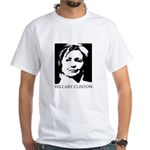 Hillary Clinton White T-Shirt