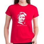Hillary Clinton Women's Dark T-Shirt